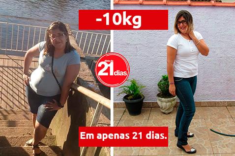 Foto Testemunho Dieta de 21 Dias